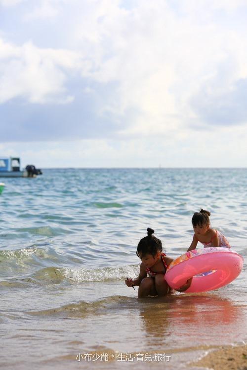 日本 沖繩 新原沙灘 玩水行程-72