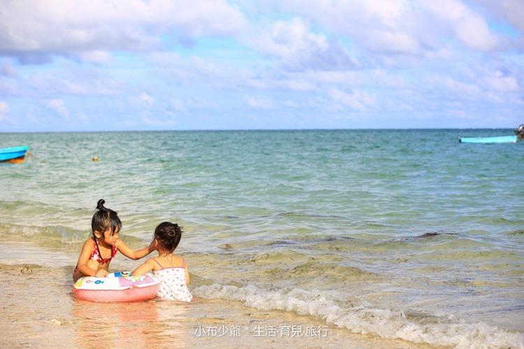 日本 沖繩 新原沙灘 玩水行程-73