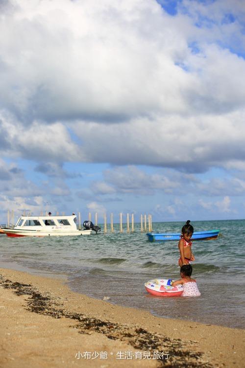 日本 沖繩 新原沙灘 玩水行程-75