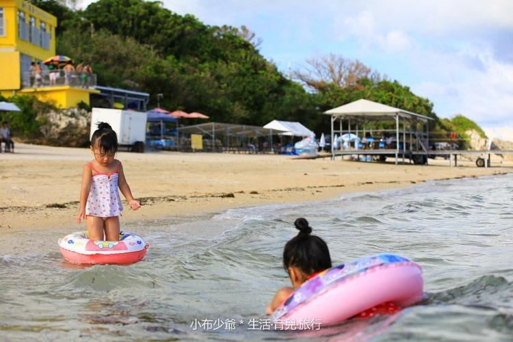 日本 沖繩 新原沙灘 玩水行程-76
