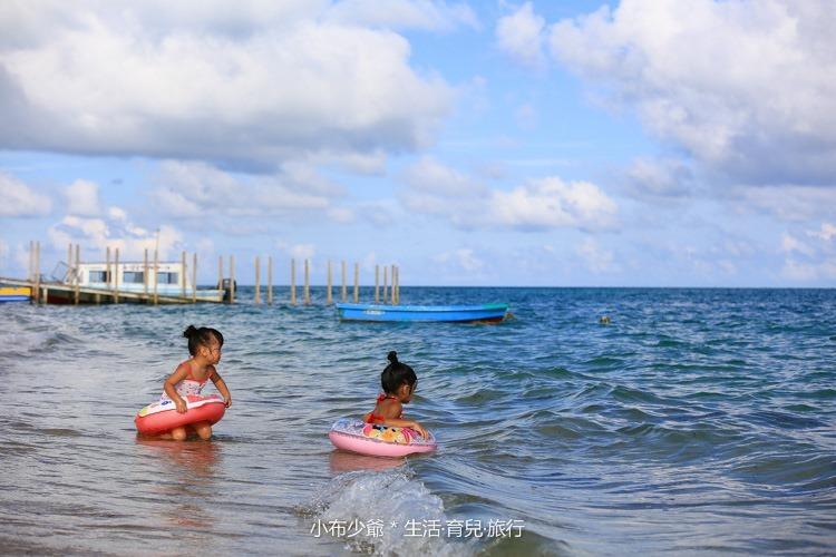日本 沖繩 新原沙灘 玩水行程-77