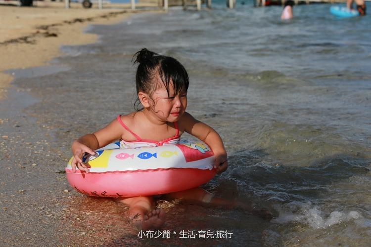 日本 沖繩 新原沙灘 玩水行程-80