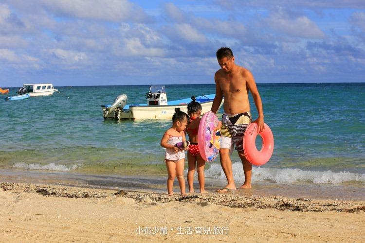 日本 沖繩 新原沙灘 玩水行程-81