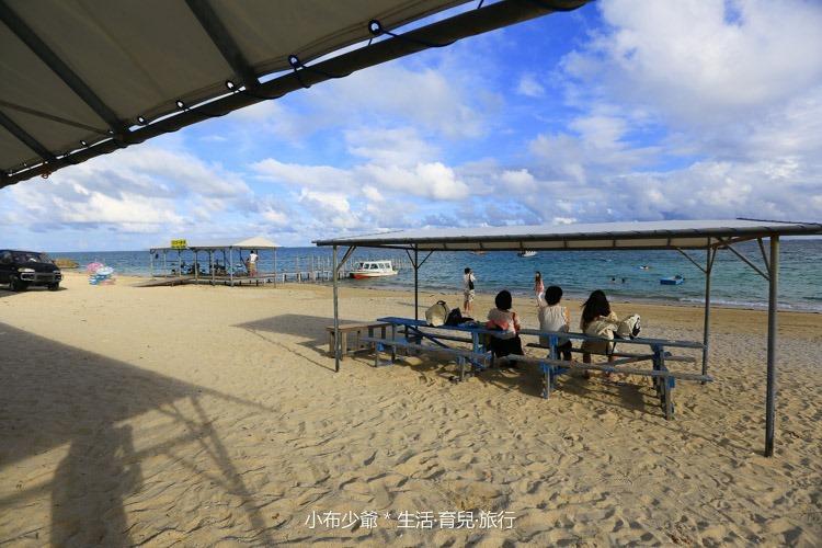 日本 沖繩 新原沙灘 玩水行程-84