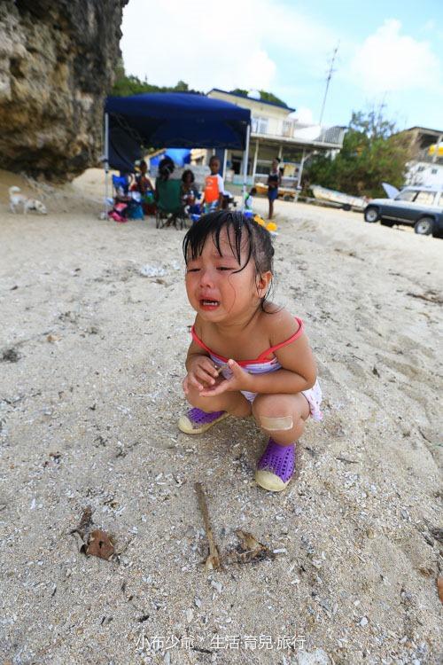 日本 沖繩 新原沙灘 玩水行程-85