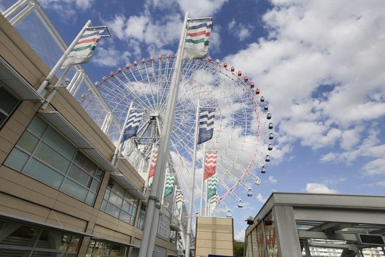 大阪周遊卡 天保山摩天輪  聖瑪莉號 (11 - 56)