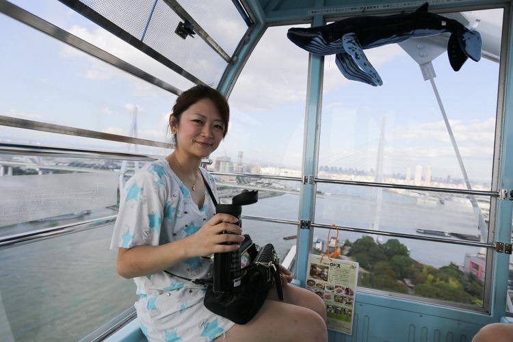 大阪周遊卡 天保山摩天輪  聖瑪莉號 (22 - 56)