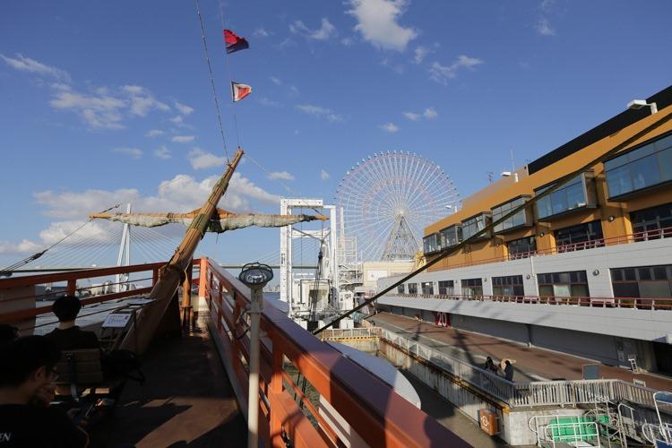 大阪周遊卡 天保山摩天輪  聖瑪莉號 (38 - 56)