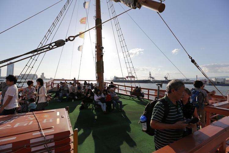 大阪周遊卡 天保山摩天輪  聖瑪莉號 (39 - 56)
