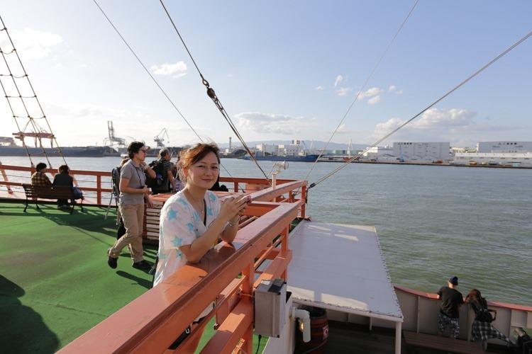 大阪周遊卡 天保山摩天輪  聖瑪莉號 (40 - 56)