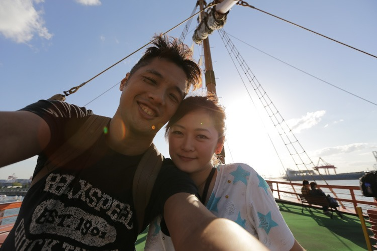 大阪周遊卡 天保山摩天輪  聖瑪莉號 (41 - 56)