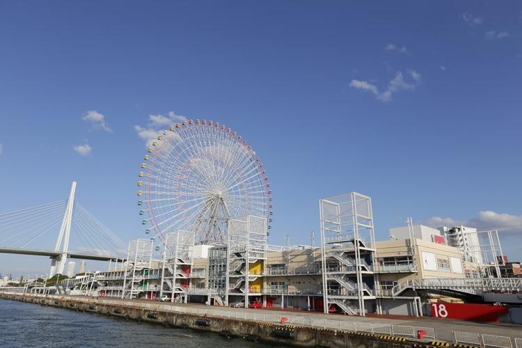大阪周遊卡 天保山摩天輪  聖瑪莉號 (43 - 56)