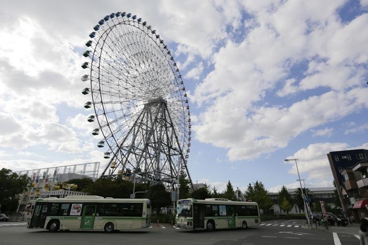 大阪周遊卡 天保山摩天輪  聖瑪莉號 (8 - 56)