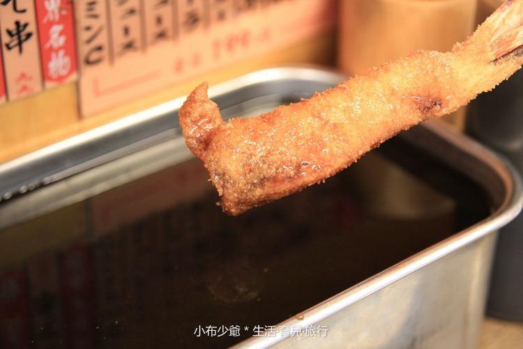 日本關西大阪道頓掘必吃美食生氣臉串炸