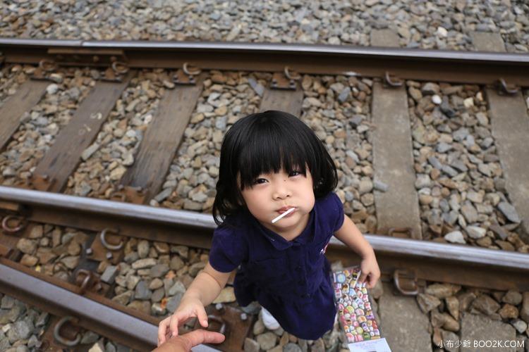 [台北]搭平溪支線小火車,青桐車站→十分車站 寫許願竹、放天燈IMG_9615