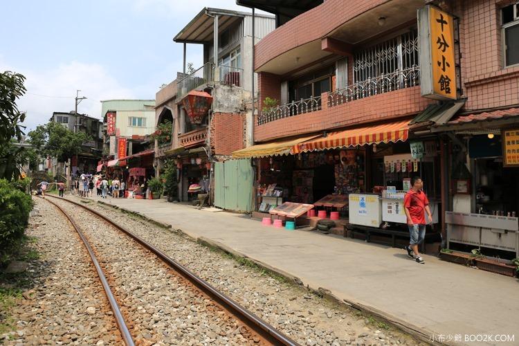 [台北]搭平溪支線小火車,青桐車站→十分車站 寫許願竹、放天燈IMG_9643