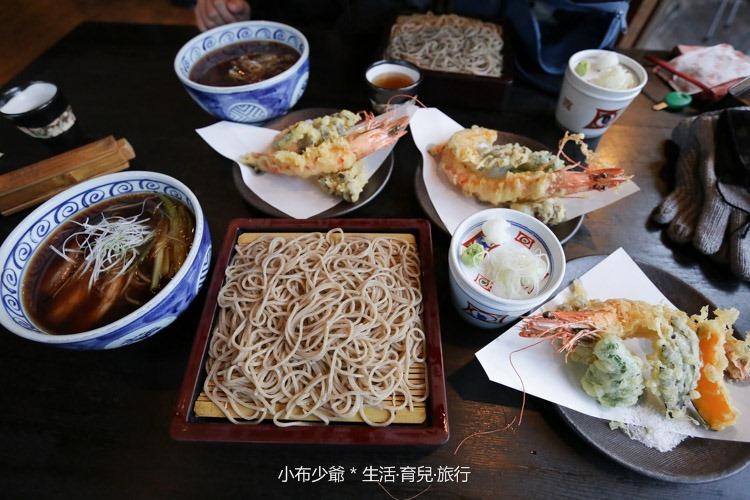 輕井澤川上庵蕎麥麵-19
