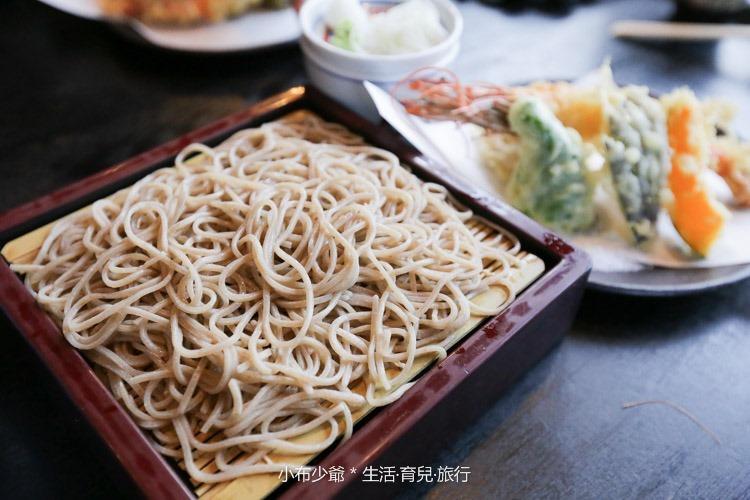 輕井澤川上庵蕎麥麵-23