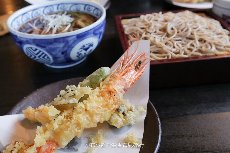 輕井澤川上庵蕎麥麵-24