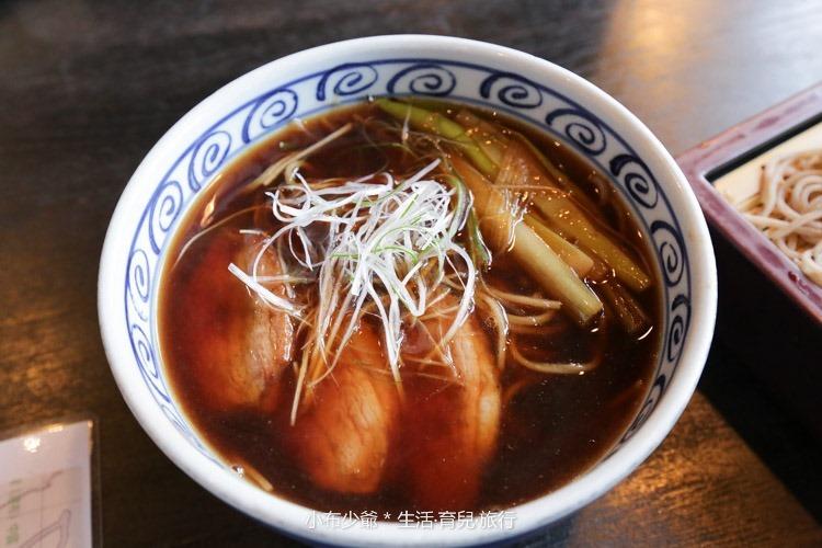 輕井澤川上庵蕎麥麵-25