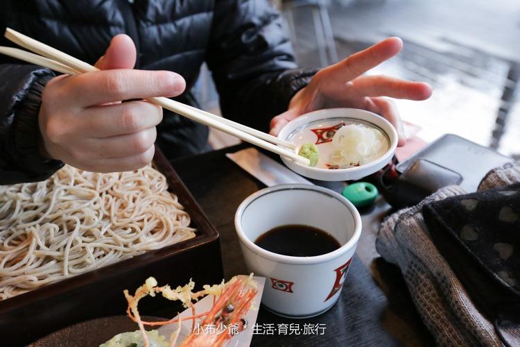 輕井澤川上庵蕎麥麵-26