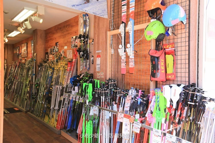 東京 運動滑雪用品專賣街 新御茶水站-15