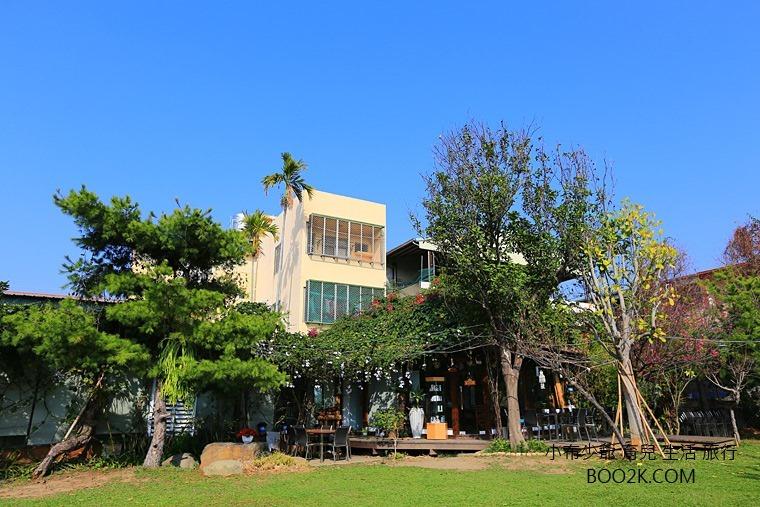 ▌台中咖啡廳 ▌Felicità幸福莊園咖啡館~兒童沙坑、假日駐唱歌手,緊鄰永春堂美術館、莊園婚禮舉辦場地。