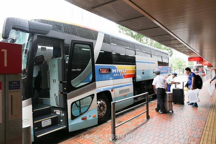 大阪 機場快線巴士-32