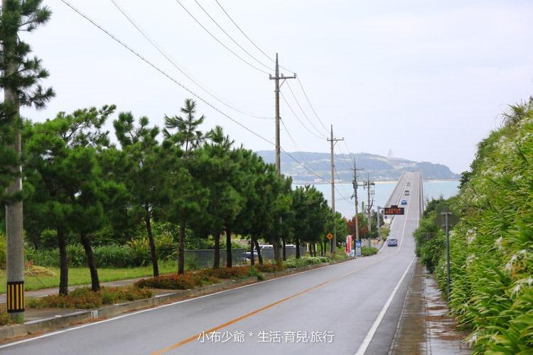 日本 沖繩 古利宇大橋 無料美景 沙灘玩水去-55