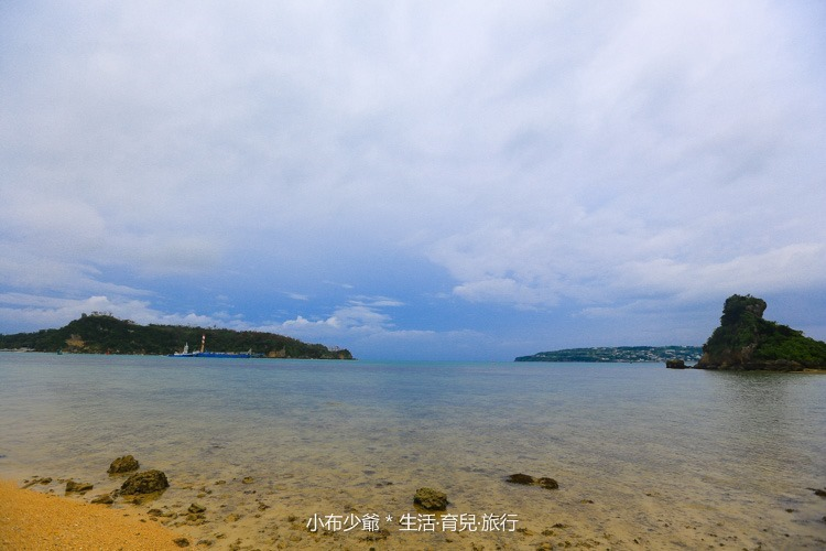 日本 沖繩 古利宇大橋 無料美景 沙灘玩水去-66