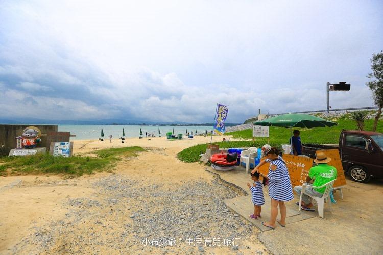 日本 沖繩 古利宇大橋 無料美景 沙灘玩水去-70