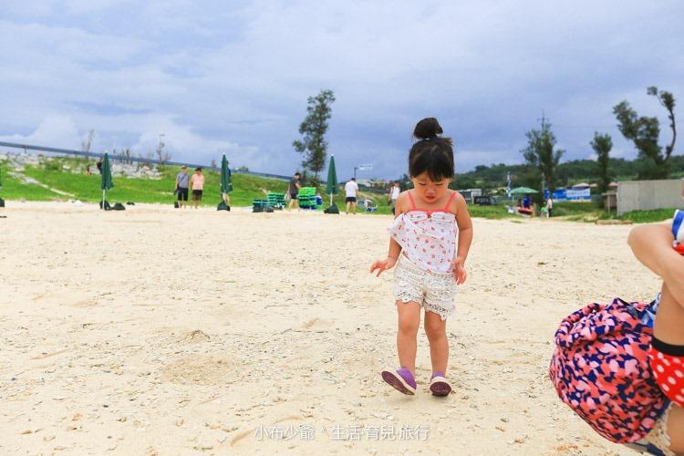 日本 沖繩 古利宇大橋 無料美景 沙灘玩水去-73