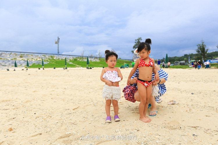 日本 沖繩 古利宇大橋 無料美景 沙灘玩水去-74