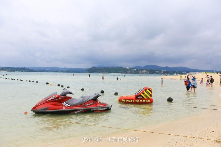日本 沖繩 古利宇大橋 無料美景 沙灘玩水去-76