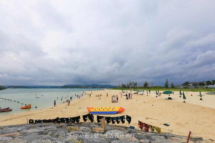 日本 沖繩 古利宇大橋 無料美景 沙灘玩水去-78