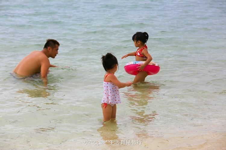 日本 沖繩 古利宇大橋 無料美景 沙灘玩水去-82