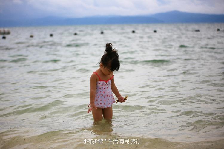日本 沖繩 古利宇大橋 無料美景 沙灘玩水去-84