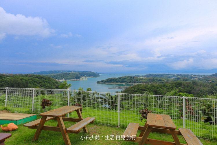 日本 沖繩 古利宇大橋 無料美景 沙灘玩水去-94