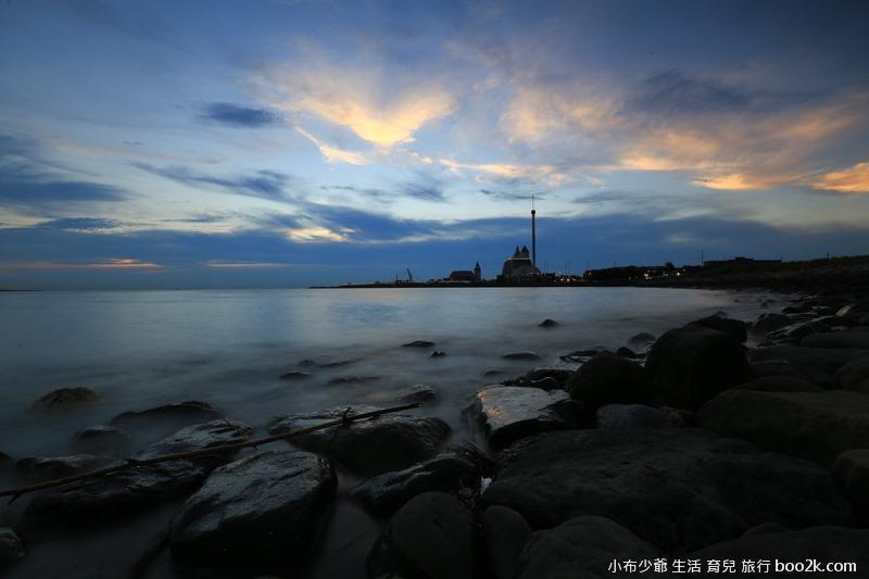 淡水油車口 漁人碼頭 落日攝影-7871