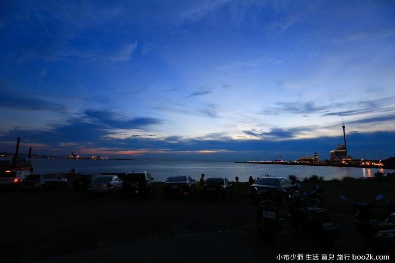 淡水油車口 漁人碼頭 落日攝影-7881