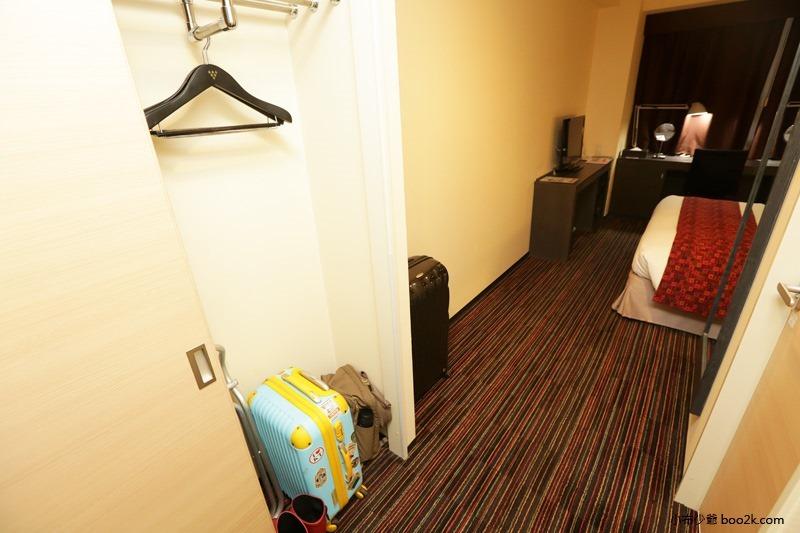 大阪威斯特華麗飯店Hotel Vista Grande Osaka (13)