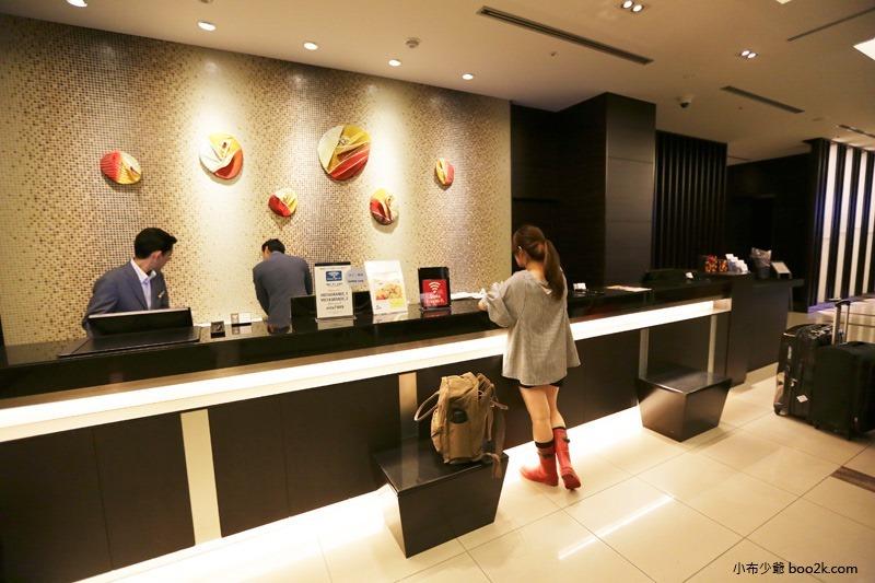 大阪威斯特華麗飯店Hotel Vista Grande Osaka (4)