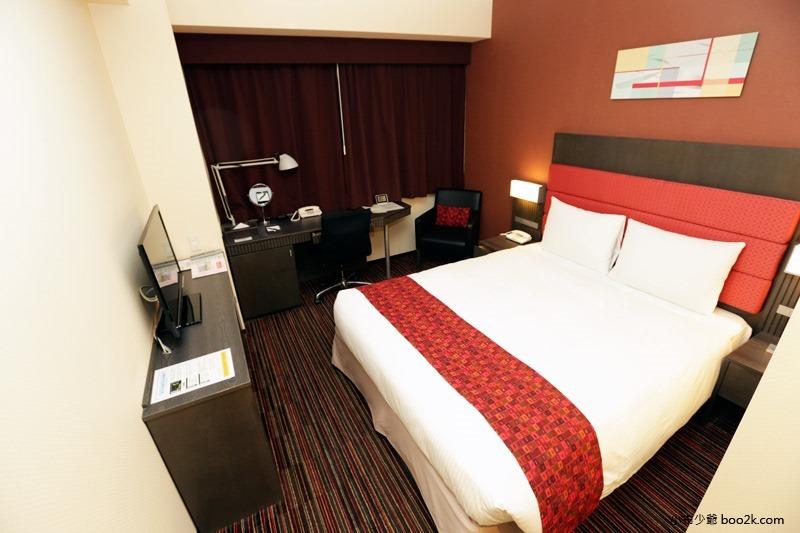 大阪威斯特華麗飯店Hotel Vista Grande Osaka (5)