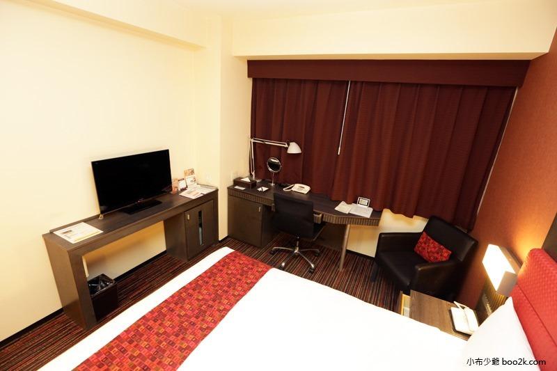大阪威斯特華麗飯店Hotel Vista Grande Osaka (6)