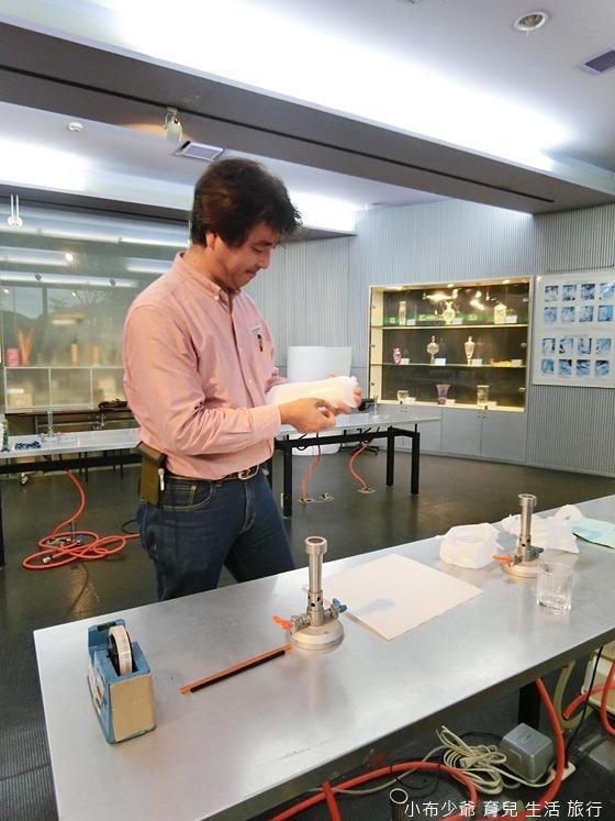 [島根自駕遊]沙之博物館 世界最大的砂暦~仁摩SANDMUSEUM 手作玻璃杯雕刻CIMG0327
