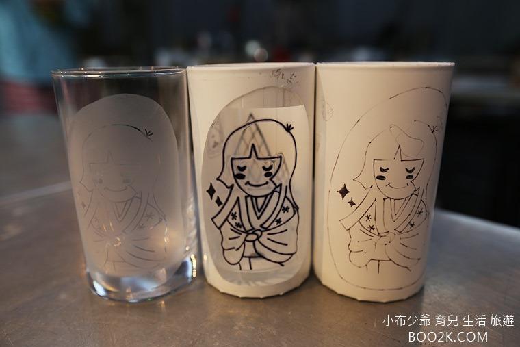 [島根自駕遊]沙之博物館 世界最大的砂暦~仁摩SANDMUSEUM 手作玻璃杯雕刻IMG_1958