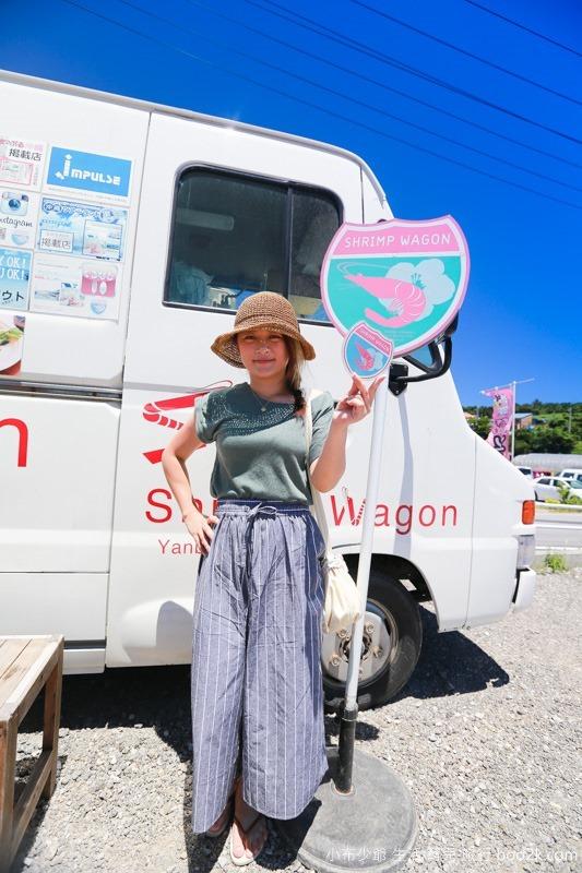 2016 沖繩古宇利島蝦蝦餐車-2985