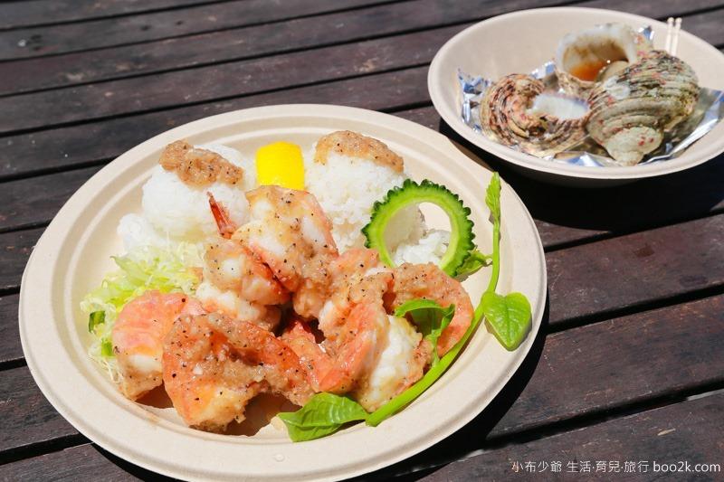 2016 沖繩古宇利島蝦蝦餐車-3002