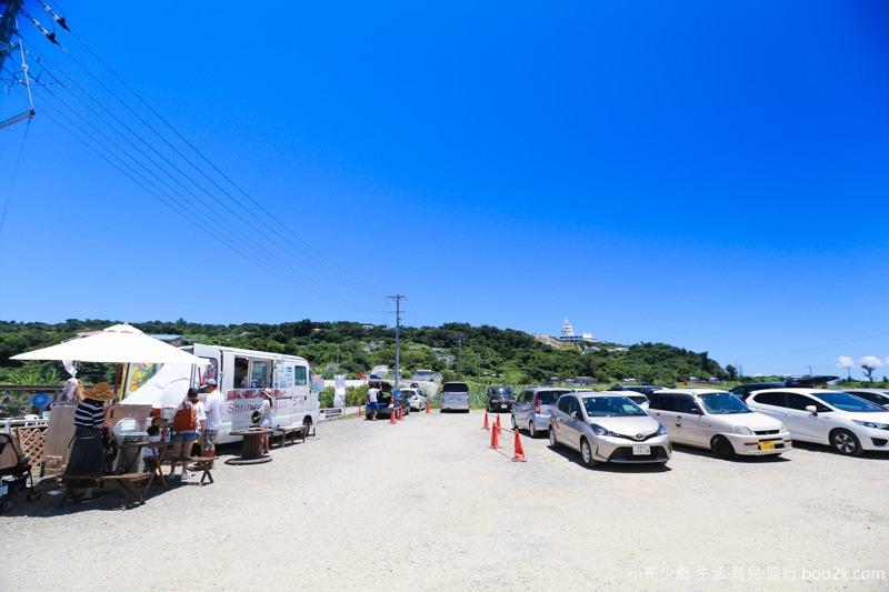 2016 沖繩古宇利島蝦蝦餐車-3035