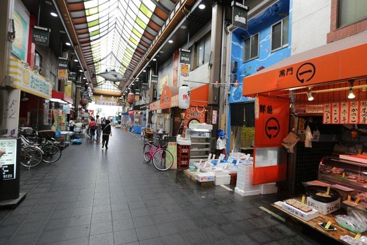 大阪黑門市場 (10 - 73)